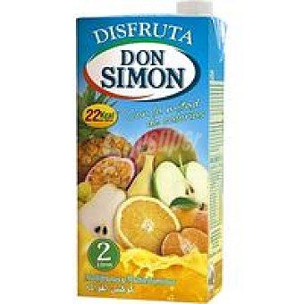 DON SIMON Disfruta Néctar multivitaminas Brik 2 litros