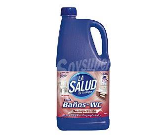 La Salud Limpiador baños-wc con lejía, perfumado 2 l