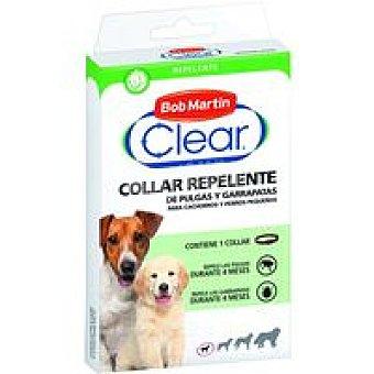 Collar repelente para cachorro-perro pequeño clear Pack 1 unid