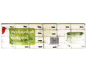 Auchan Pañuelos de Celulosa 24 Paquetes de 10 Unidades