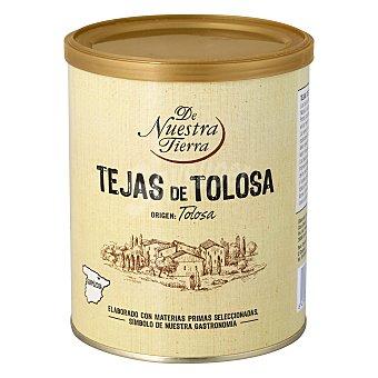 De Nuestra Tierra Barquillos de Tolosa 150 G 150 g