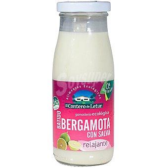 El Cantero de Letur Batido de bergamota con salvia relajante Botella 250 ml