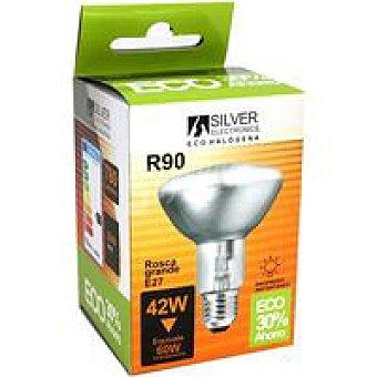 Silver Electronics Eco-Hal Reflectora R90 70w E27 1 unidad