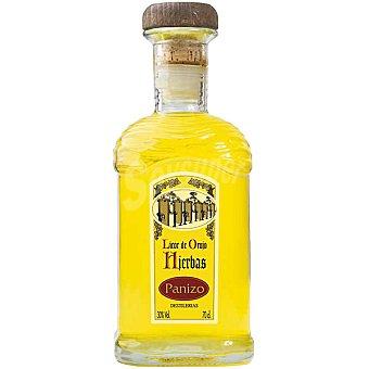 PANIZO licor de hierbas botella 70 cl