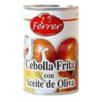 Ferrer Cebolla frita aceite oliva 390g