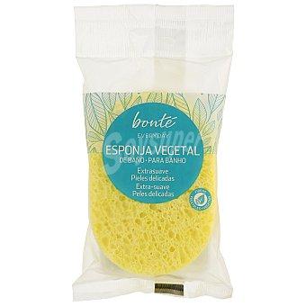 Bonté Esponja de baño vegetal  Bolsa 1 ud
