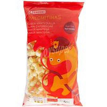 Eroski Palomitinas de maíz sabor mantequilla Bolsa 55 g