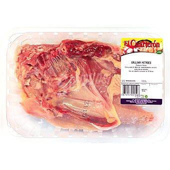 EL CUARTERON Media gallina peso aproximado Bandeja 400 g