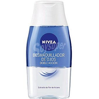 Nivea Visage Desmaquillador de ojos doble acción para todo tipo de piel frasco 125 ml Frasco 125 ml