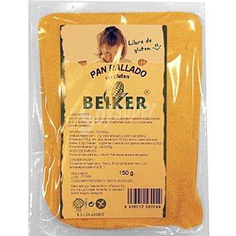 Beiker pan rallado sin gluten Bolsa 150 g