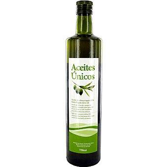 ACEITES UNICOS aceite de oliva virgen extra Dorica botella 750 ml
