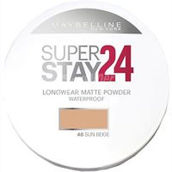 Maybelline New York Maquillaje polvo Superstay 24H 048 Pack 1 unid