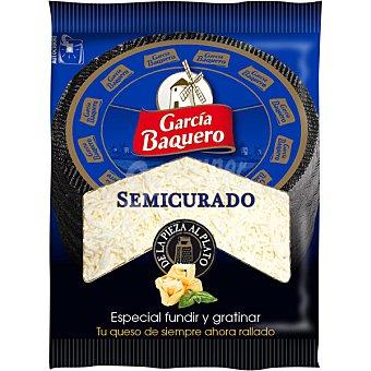 García Baquero Queso semicurado rallado especial pasta Envase 110 g