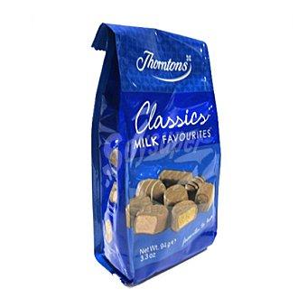 Thorntons Chocolate con leche clásico 94 g