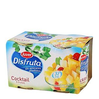Juver Cocktail disfruta Pack de 2x115 g