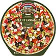 Pizza mediterránea envase 425 gr Casa Tarradellas