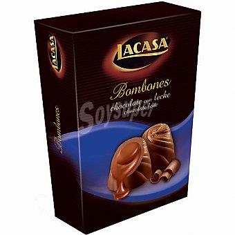 Lacasa Bombones de chocolate con leche Estuche 100 g