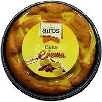 Airos Cake crema sin gluten 380 g