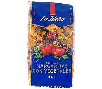 La Isleña Margaritas con vegetales 500 g