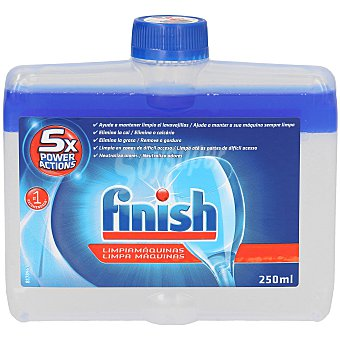 Finish Limpiamáquinas para lavavajillas Caja 250 ml
