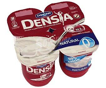 Densia Danone Yogur natural que ayuda a mantener tu densidad ósea 4 unidades de 120 g
