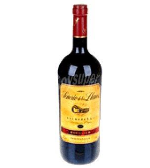 Señorio de Los Llanos Vino tinto D.O. Valdepeñas Crianza Magnum Botella de 75 cl