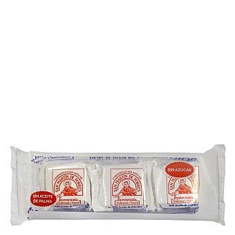 San Martín de Porres Cortadillos sin azúcar Pack de 3 unidades de 126 g