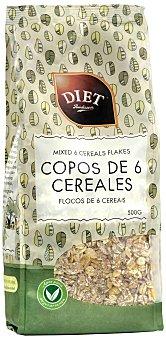 Diet Rádisson Copos de 6 cereales diet-radisson 500 g