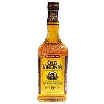 Old Virginia Bourbon 8 años Botella 70 cl