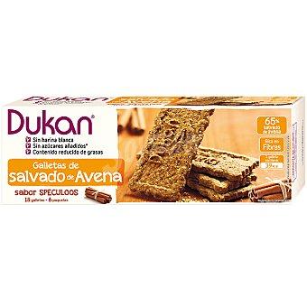 Dieta Dunkan Galletas de salvado de avena sabor speculoos Envase 225 g