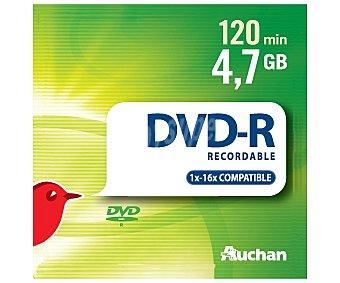 Auchan DVD-R 5 unidades