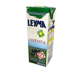 Leyma Natura Leche Semidesnatada Brik 1 litro