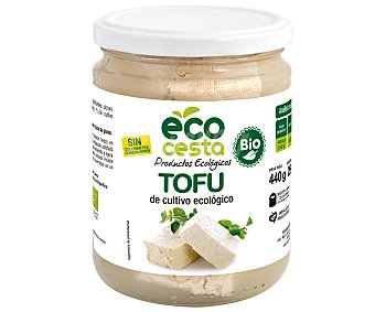 Ecocesta Tofu ecológico tarro de 440 gramos