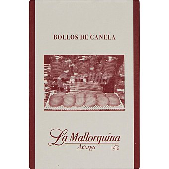 LA MALLORQUINA Bollos de canela de Astorga Estuche 200 g