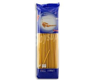 Auchan Tallarines, pasta de sémola de trigo duro de calidad superior Paquete de 500 gramos