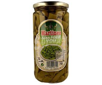 MARTINEZ Judías verdes ancha cortadas en trozos medianos 360 gramos