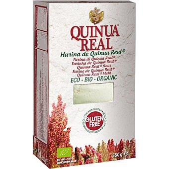Quinua Real Harina de quinoa real ecológica y sin gluten  unidad 350 g