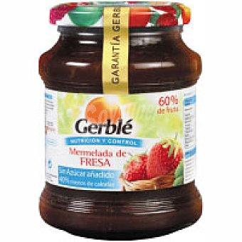 Gerblé Confitura de fresa Frasco 330 g
