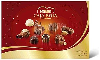 Caja Roja Nestlé Bombones Caja 800 g