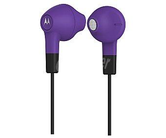 Motorola Auriculares tipo botón con micrófono Earbuds