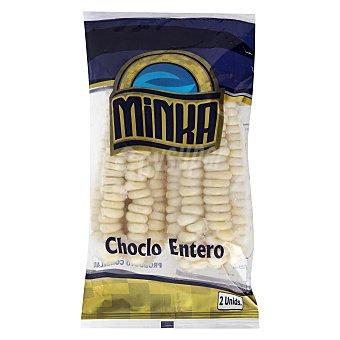 Minka Choclo entero 2 ud