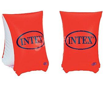 Intex Manguitos naranjas, intex.