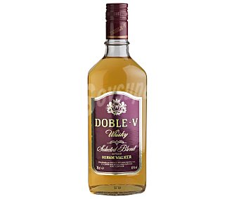 Doble V Whisky Botella 70 cl