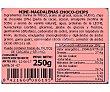 Mini magdalenas choco-chips 250 gramos La granja