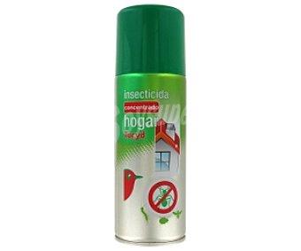 Auchan Spray para matar mosquitos, polillas, arañas, hormigas y otros 400 Mililitros
