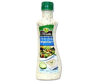 Florette Salsa de yogurt ideal para ensaladas 250 gramos