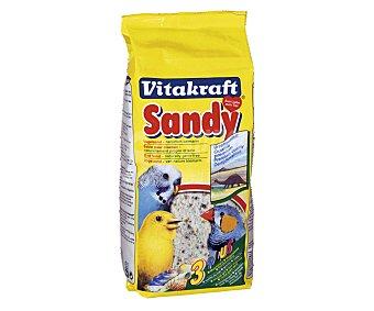 Vitakraft Arena para pájaros con olor a limón y anís 2,5 kilogramos