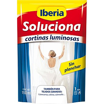 IBERIA Soluciona Cortinas luminosas envase 150 ml Envase 150 ml
