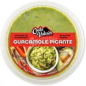 COSTA VOLCÁN Guacamole picante Tarrina 200 g