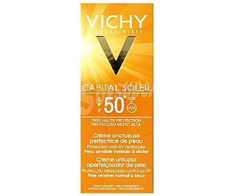 VICHY Capital Soleil Crema protección solar rostro FP50 50 Mililitros